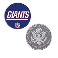 Challenge Coins Nfl Coin Football Us Team Logos Metal Crafts Christmas Souvenir
