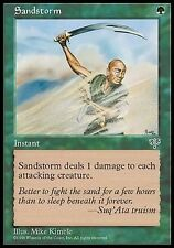 4x Tempesta di Sabbia - Sandstorm MTG MAGIC Mi Mirage English
