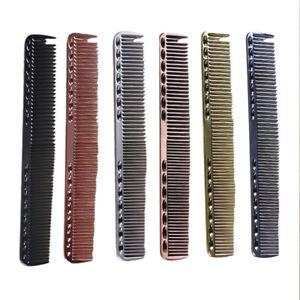 Metal & Aluminum Barbers Hairdressing Salon Professional Combs Comb Cutting Hair