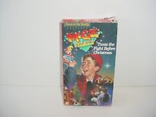 McGee and Me Twas the Fight Before Christmas VHS Video Tape Movie