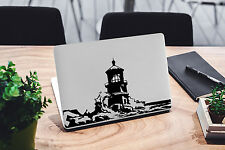 Decal for Macbook Pro lighthouse Sticker Vinyl light lamp mac 11 13 15 skin lamp