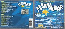FESTIVALBAR 2 CD 2005 SUGARFREE JAMES BLUNT KASABIAN NEK MEL C ANGGUN SERVANT