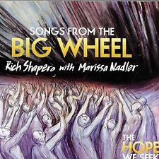 Songs From The Big Wheel [Digipak] by Rich Shapero Marissa Nadler (Cd 2013) MINT