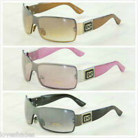 New BOG Sunglasses Designer Fashion Rectangular Womens Mens Shades Eyewear 5028