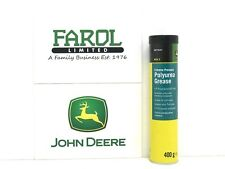 Genuine John Deere Polyurea Grease 400g Mcty6341 Harvest Farm
