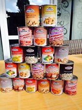 Salysol Snack-Sorten; Karton mit 48 Dosen Für Sally Sandral Vendingtower Tubz