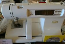 baby lock espree embroidery machine lots accessories