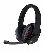 PC Headset Stereo Headphones with Microphone for Skype Laptop Mic / MHS-402
