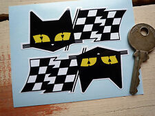 SEV MARCHAL Le Mans 24 Hours Race Car STICKERS 80mm Pair Rally Classic Racing