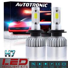 H7 1400W LED Headlight Bulb Kit Fit Kawasaki ZX10R 650R 636 ZX6R 250R 300 Ninja