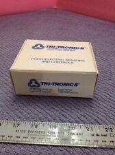 Tri Tronics Photo Electric Sensor Ez Pro Smart Eye Red 19206 New In Box