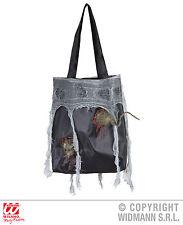 Funda con ratas y Trozo de tela, Brujas, Halloween 27x30