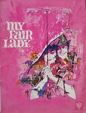 MY FAIR LADY 1964 Audrey Hepburn - BRITISH PRESSBOOK