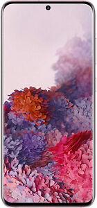 New Samsung Galaxy S20 5G 128GB Cloud Pink SM-G981B Sim Free Unlocked UK