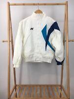 VTG Alpha Factor Boy's Track Windbreaker Bold Jacket Size YOUTH L USA