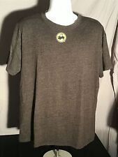 Buffalo Wild Wings BWW official T-shirt sauce 'em like they're hot grey Mens XL