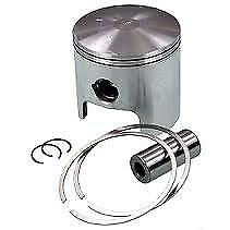KAWASAKI KX60 WISECO PISTON KIT .50MM OVER BORE 83-05  648M04350