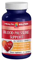 High blood pressure - BLOOD PRESSURE SUPPORT COMPLEX -Health support vitamins,1B