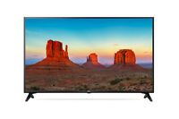 "LG 49"" Class 4K (2160P) Smart LED TV (49UK6200PUA)"