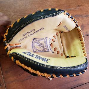 All Star Left Handed Throw Catchers Mitt Baseball Glove CM1010BT Youth ProFormed