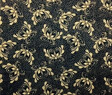 FreeSpirit Fabrics Free Spirit 0410823 Kaffe Fassett Anne Marie Fabric by The Yard Black,