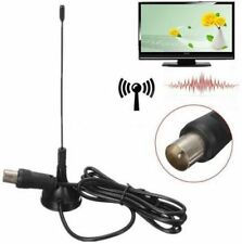 5dBi Freeview DVB-T TV HDTV Digital Booster Portable Antenna with Magnetic Base#