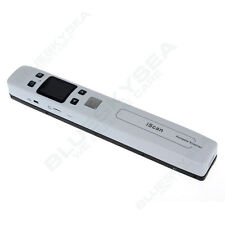 Handy iScan Portable Scanner Wireless WiFi LCD HD 1050DPI JPG PDF Mini Scanner