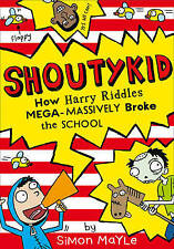 Shoutykid-How Harry Riddles_Pb  BOOK NEW