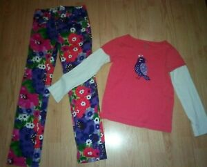GYMBOREE 2 PIECE GIRLS OUTFIT SIZE 7-8
