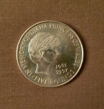 Commemorative Memory Of Princess Diana Of Wales £5 Five Pound Coin 1999