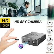1080P HD Mini Spion Versteckt Kamera XD Überwachungkamera Nachtsicht Cam IR-CUT