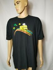 No Pity Originals Portland Timbers Army Tee Shirt Rainbow Road Mario Black MLS
