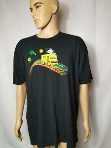 No Pity Originals Portland Timbers Army Tee Shirt Rainbow Road Mario Black MLS