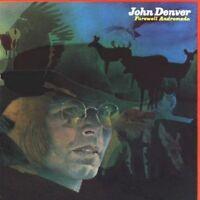 *NEW* CD Album John Denver - Farewell Andromeda (Mini LP Style Card Case)
