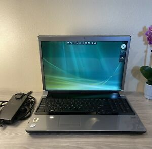Dell Studio PP31L Core 2 Duo @ 2.0GHz 4GB RAM 320GB HDD Charger Win 10 Home