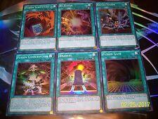 6 Card Fusion Spell Deck Builder FUEN Yu-Gi-Oh!
