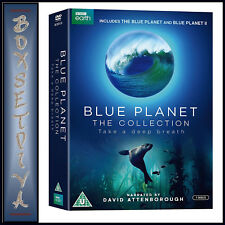 BLUE PLANET - THE COLLECTION - SERIES 1 & 2 *BRAND NEW DVD BOXSET*