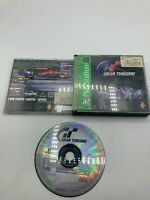 Sony PlayStation 1 PS1 PSOne Disc No Manual Gran Turismo Greatest Hits
