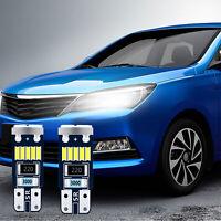 T10 Lampe Birne Standlicht KFZ PKW Auto Kennzeichenleuchte 5W 12V 6000K Weiß