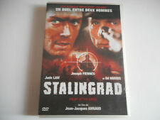 DVD - STALINGRAD - J. LAW / J. FIENNES / E. HARRIS film de JEAN-JACQUES ANNAUD
