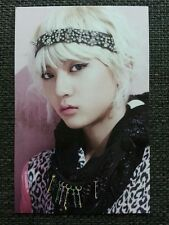 NU'EST NUEST REN Official PHOTOCARD 1st Single Album FACE Photo Card 렌