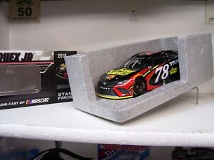 2018 1/24 #78 MARTIN TRUEX JR 5 HR ENERGY / BASS PRO SHOP CAMRY  RARE