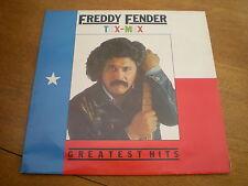 FREDDY FENDER - TEX-MEX GREATEST HITS