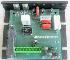Minarik Electric MM31640A Spec .0466 Motor Speed Controller Drive, 115V Input