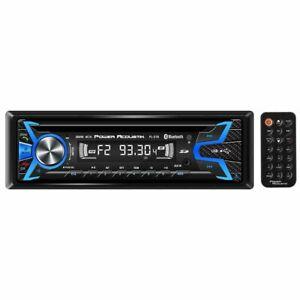 Power Acoustik PL51B AM/FM/USB/SD/BT Mechless