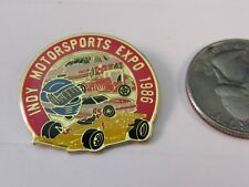 INDY MOTORSPORTS EXPO 1986 PIN