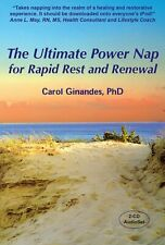 The Ultimate Power Nap for Rapid Rest and Renewal by Carol Ginandes (CD-Audio, 2
