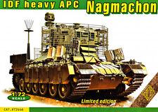 Ace 1/72 Nagmachon IDF Heavy APC # 72446