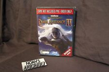 Baldur's Gate Dark Alliance II 2 Promo Bonus Game Guide DVD PC PS2 XBOX - SEALED