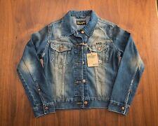 Wrangler Western Jeans Jacket /Unisex /Size Small - blue